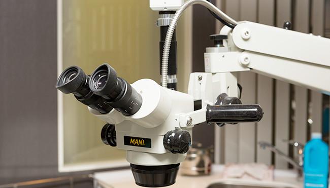 マイクロスクープ(顕微鏡